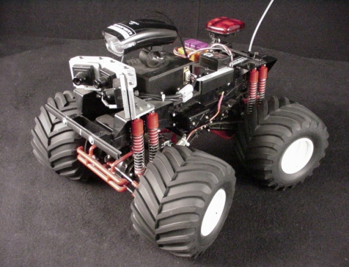 Panoram Technologies RC Car