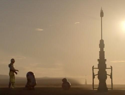 Star Wars – The Force Awakens Promo